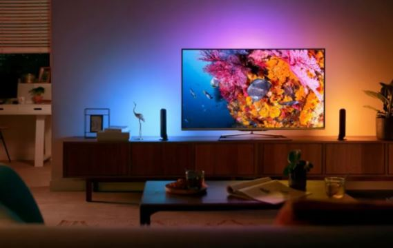 Philips Hue entertainmentverlichting